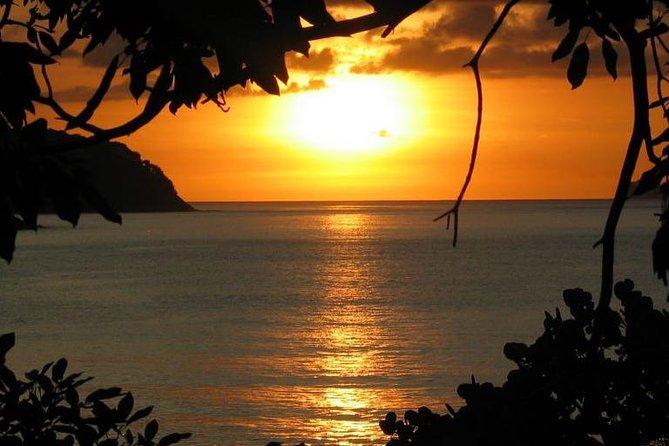 Excursão ao pôr do sol nas Bermudas