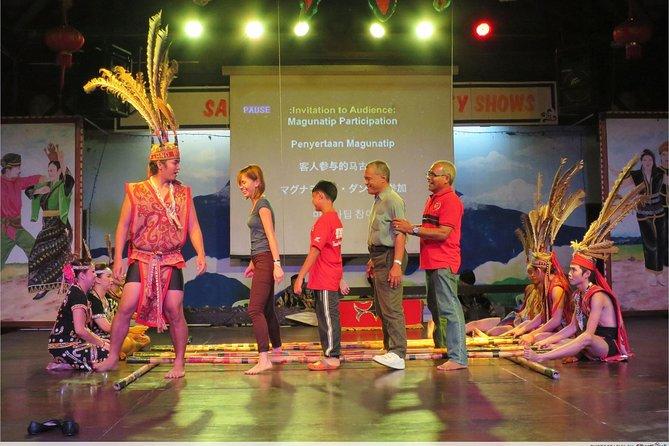 Cultural Night Tour From Kota Kinabalu