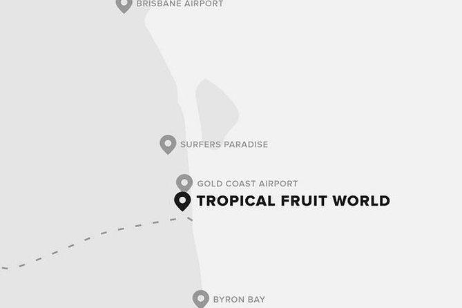 Tropical Fruit World with Wildlife Boat Cruise, Mini Train Ride from Gold Coast, Surfers Paradise, AUSTRALIA