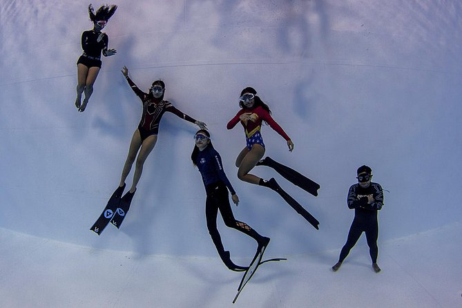 DISCOVER FREEDIVING Intro course