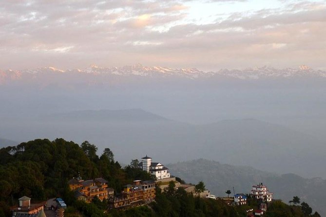 Nagarkot Sunrise Tour & Hike back to Changu Narayan