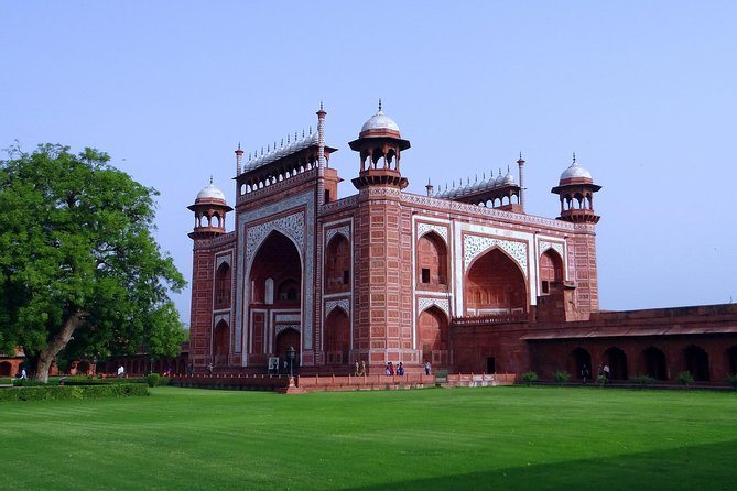 Same Day Agra Tour (By Train)