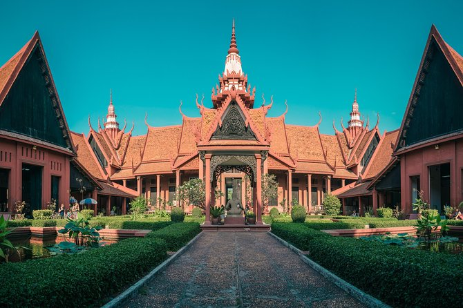 Phnom Penh Private Half-Day City Tour