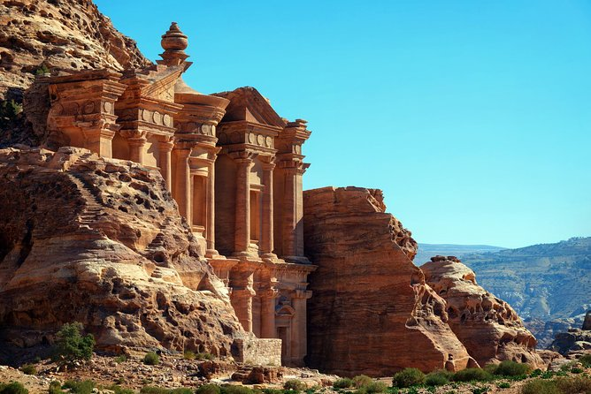 3 Day Petra,Wadi Rum and Jordan Highlights Tour from Tel Aviv