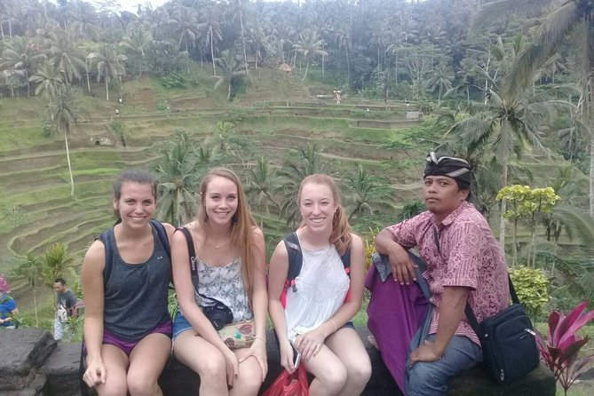 Bali Sightseeing Tour with 2 hours Spa and Lunch