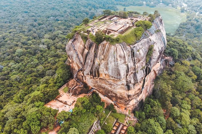 Private Sigiriya and Dambulla Day Tour from Colombo or Negombo