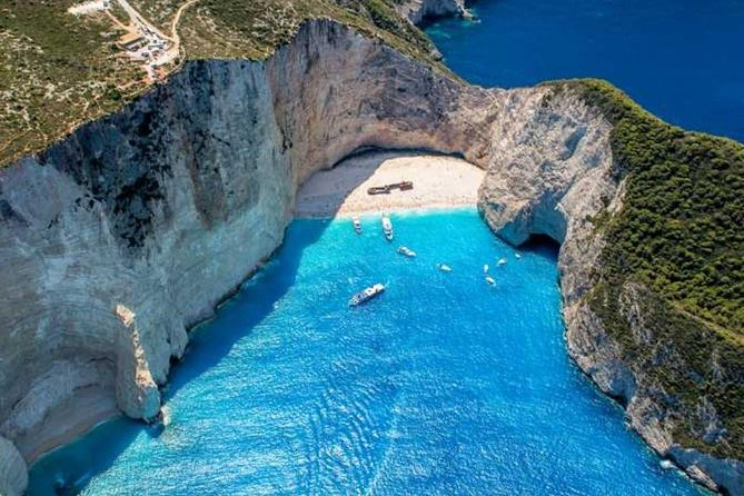 Zante Daily Cruise from Kefalonia