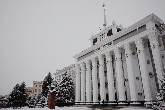 Transnistria Walking Tour