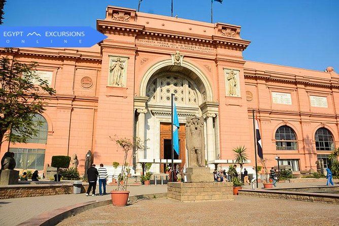 Private Day Tour to Egyptian Museum and Old Cairo photo 4