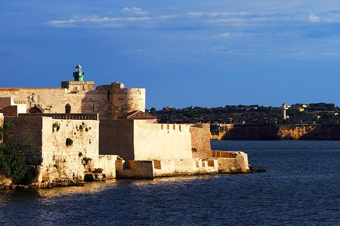 Sicily Boats - Ortigia boat excursion