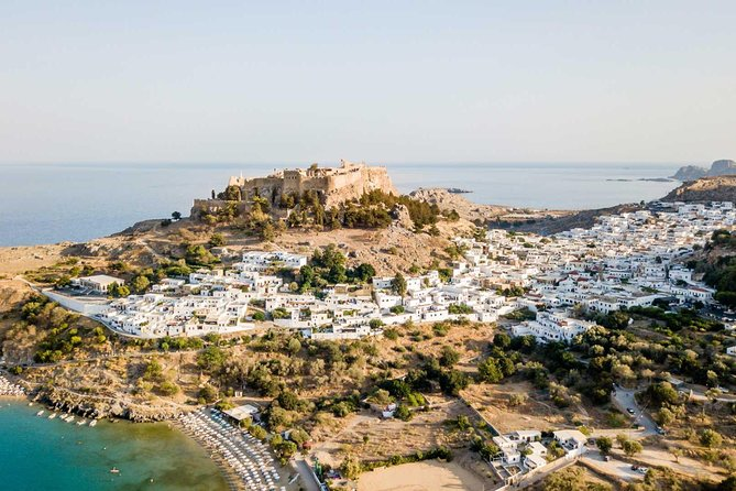 PRIVATE TOUR – Acropolis, Ancient Stadium & Monte Smith – 7 Springs – Lindos