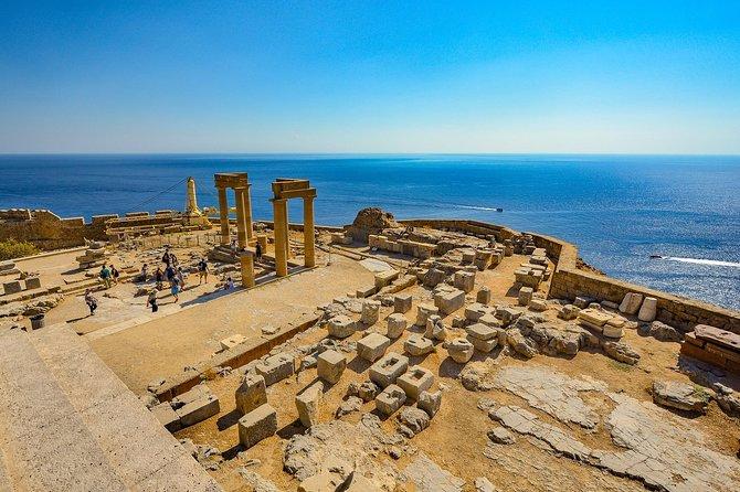 PRIVATE TOUR – Acropolis, Ancient Stadium & Monte Smith – 7 Springs – Lindos