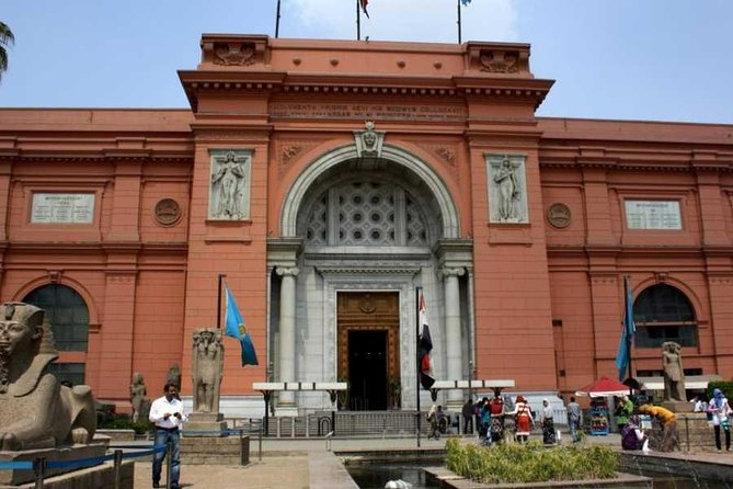 Private Day Tour to Egyptian Museum and Old Cairo photo 24