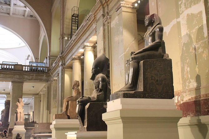 Private Day Tour to Egyptian Museum and Old Cairo photo 16