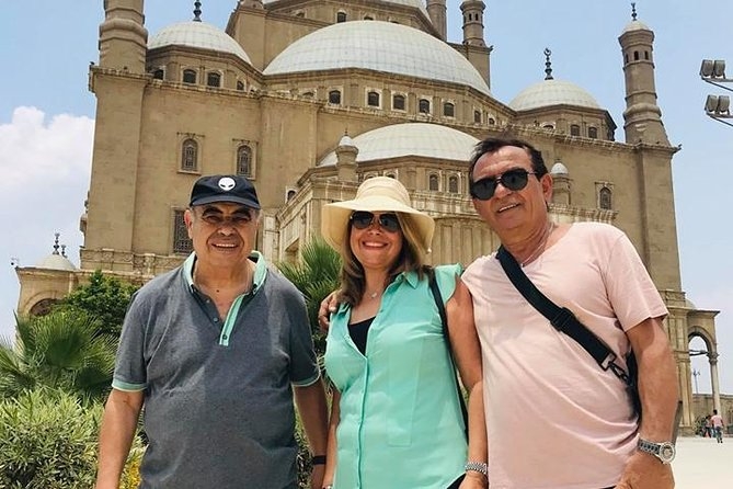 Tour To Citadel And Coptic And Islamic Cairo