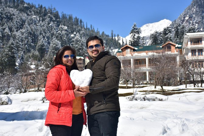 Photoshoot in Manali By Professional Photographer