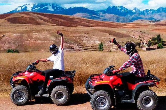 Maras Moray ATV Tours - Salineras