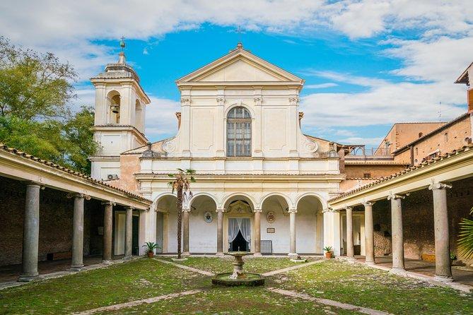 Underground Rome Capuchins' Crypt & San Clemente Basilica Tour w Hotel Pick-up