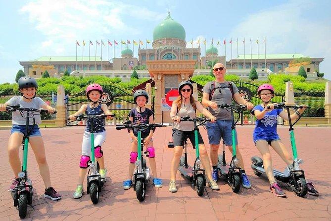 Putrajaya Ecoride Tour (Half-day)