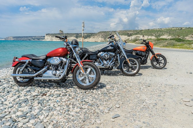 Harley-Davidson motorcycles for rent