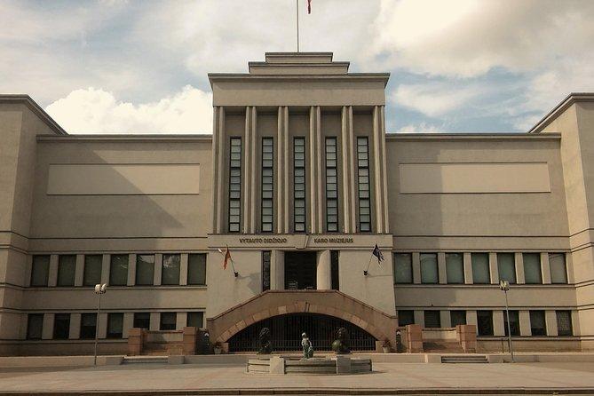 Kaunas Modernism Architecture Tour