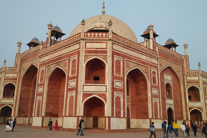 Full Day Private Tour Of Old & New Delhi photo 1
