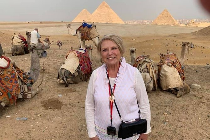 Private Tour Giza Pyramids & Egyptian Museum and Citadel & Old Cairo and Bazaar