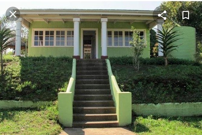 Mahatma Gandhis house in Phoenix,Kwazulu Natal,South Africa