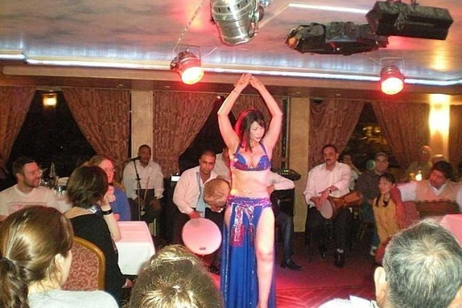 Dinner cruise on the Nile river Cairo and belly dance show photo 6
