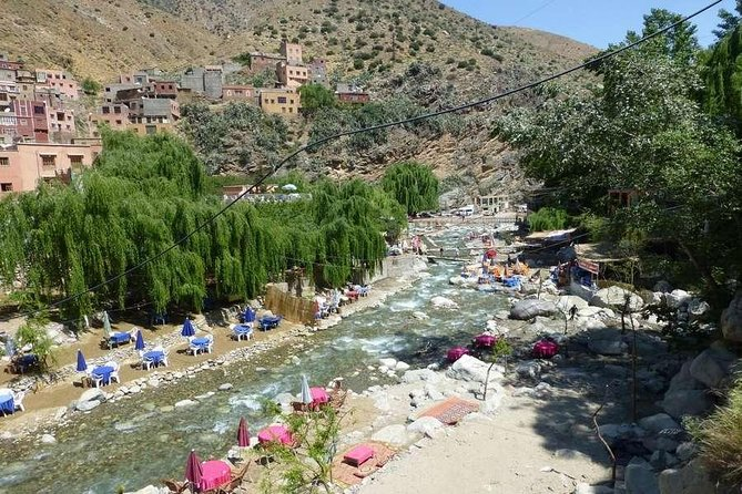 Marrakech atlas mountains day trip -valleys & berber lifestyle -