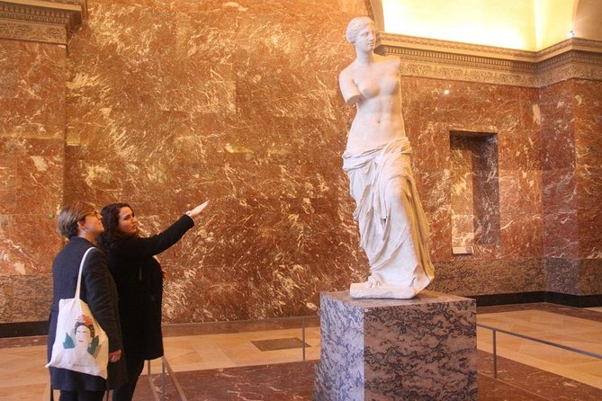 Paris Exclusive Semi-Private Guided Tour with Louvre & Eiffel Tower Access