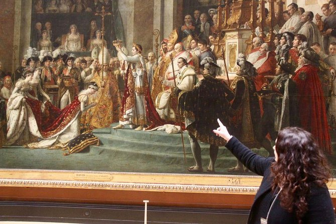 Skip-the-line: Louvre Museum Highlights Guided Tour including Mona Lisa