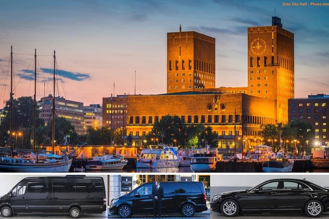Private 5-hrs Oslo Exclusive Driverguide Luxury Limo/Van-Tour incl Museums
