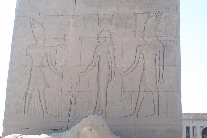 private guided full day tour: dendara and abydos from luxor.