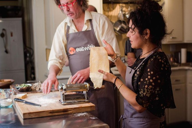 Artisanal San Fran Market Tour & Cooking Class for private groups