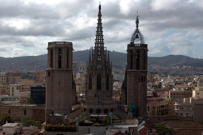 Private Barcelona Highlights Tour: The Gothic Quarter and Art Nouveau District
