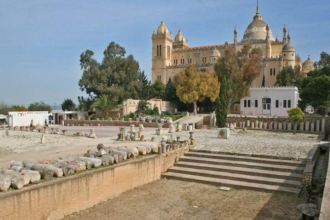 Tunis, Sidi Bousaid and Carthage day trip from Hammamet