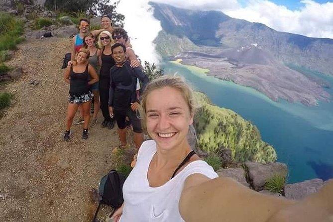 Mount Rinjani Trekking in 2Days 1Night Senaru Crater Rim Suitable For Beginners