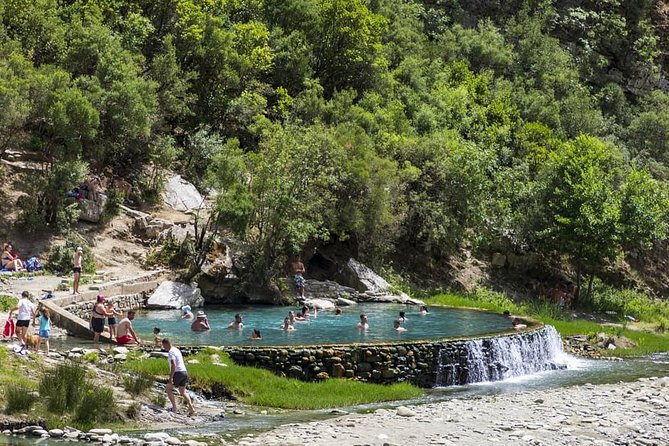 Day trip of Permet and Benje thermal baths