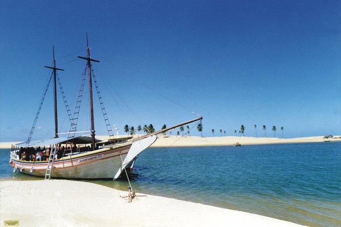 Viagem de barco: Santuário Natural do Rio São Francisco, saindo de Maceió