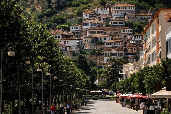 Day trip of Berat from Tirana