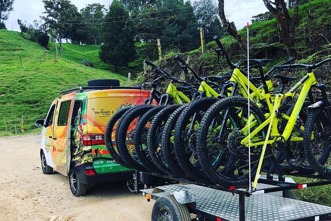 Mountain Bike Adventure Tour in Medellin