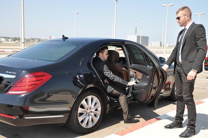 Private Transfer from Jerusalem to Herzlia