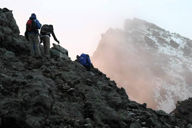 Mt Meru Climb 3 days photo 1