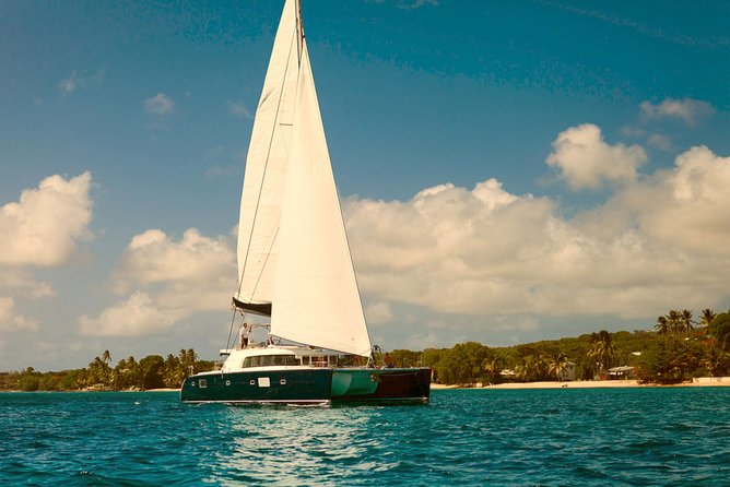 St. Lucia Luxury Sunset Cruise From Castries