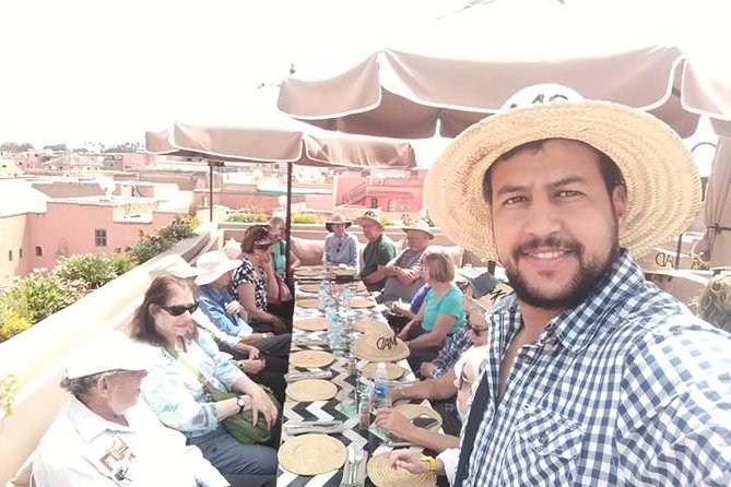 Marrakech City Tour: Private Half-Day Guided Tour.