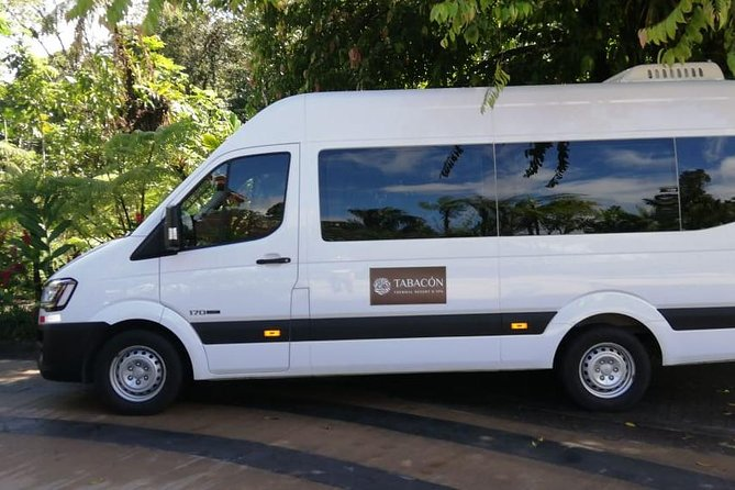 PRIVATE TRANSFER SAN JOSE or AIRPORT SJO - LA FORTUNA or viceversa