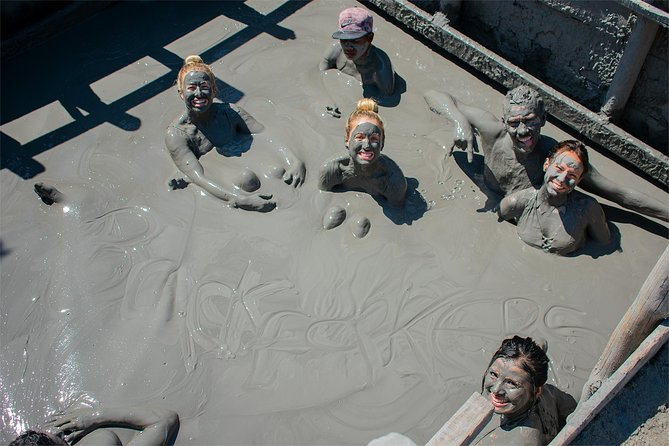 Mud Volcano Including Snack from Cartagena