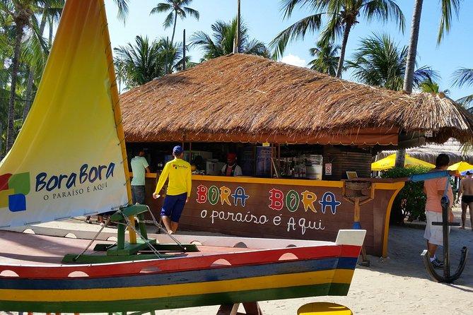 Tour A Praia De Carneiros Com Catamarã