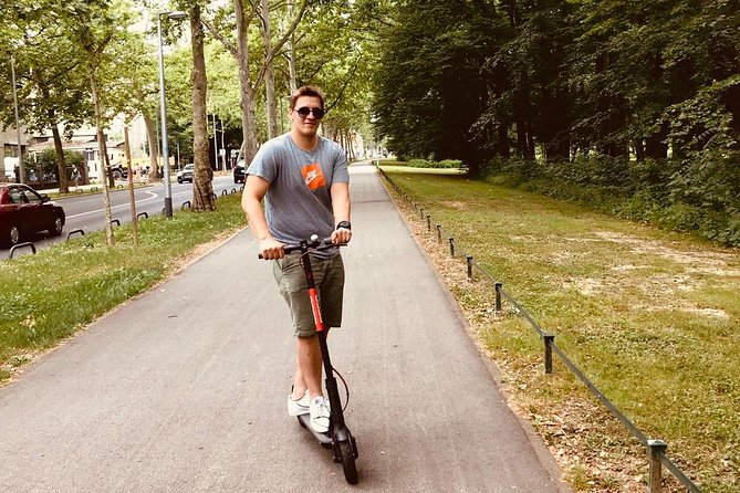 Electric scooter rental - experience Zagreb by yourself